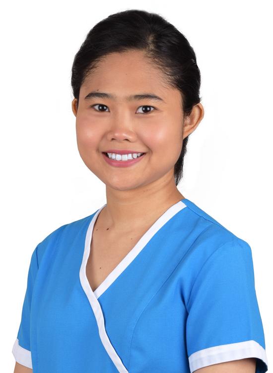 Noor Aslinda Binte Latiff - Senior Staff Nurse | The Cancer Centre