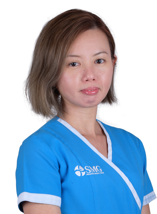 Jessica Poh Qi Qi - Nurse Manager | The Cancer Centre