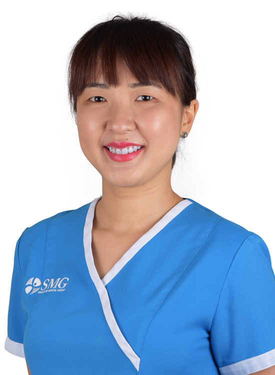 Toh Song Hui - Senior Staff Nurse | The Cancer Centre