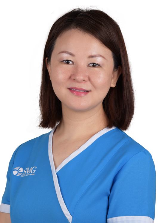 Xu Xiao Ting - Pharmacy Manager | The Cancer Centre