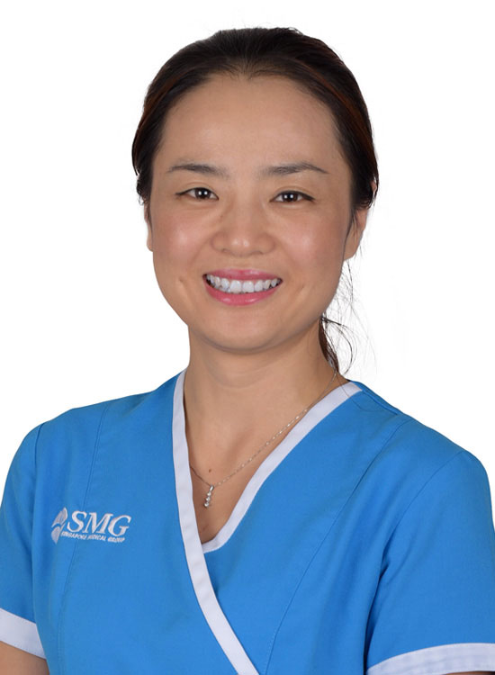 Sara Liu Hong - Staff Nurse | The Cancer Centre