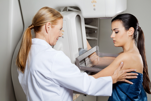 Mammogram for breast cancer screening The Cancer Centre
