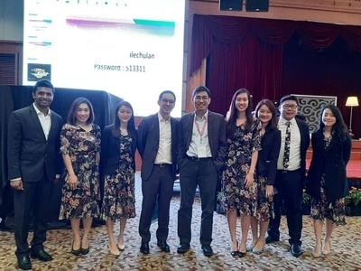 Dr Wong Siew Wei - Malaysian Thoracic Congress 2019