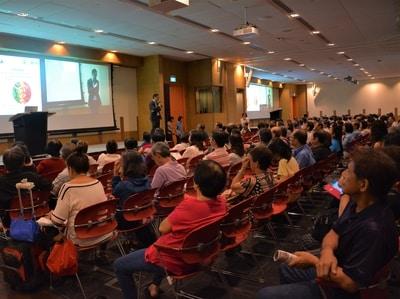 Cancer Talk Dr Wong Siew Wei